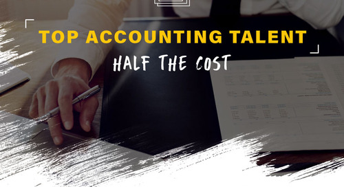 Finance & Accounting Solutions Fact Sheet