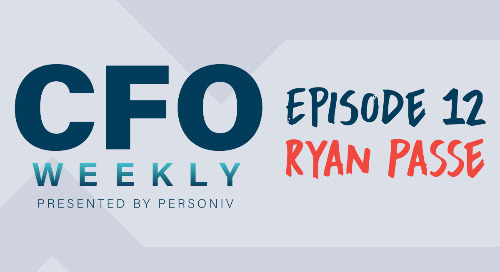 [CFO Weekly] Episode 12: Top 4 Advantages to Building a Data-Driven Culture