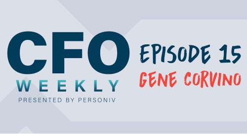 [CFO Weekly] Episode 15: Core Competencies to Transition from CFO to CEO