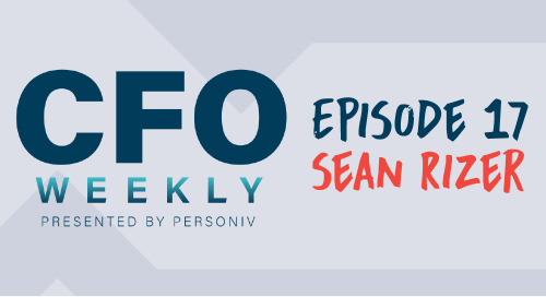 [CFO Weekly] Episode 17: Letting Go of What You Can't Control