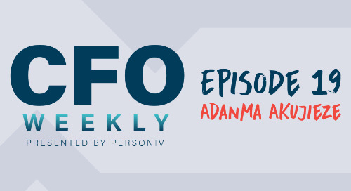 [CFO Weekly] Episode 19: Why Implement Zero Based Budgeting?