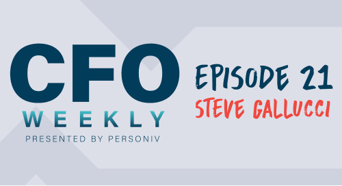 Deloitte Q3 CFO Signals Survey Results - [CFO Weekly] Episode 21