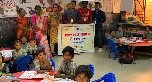 Personiv Coimbatore Conducts Awareness Seminar