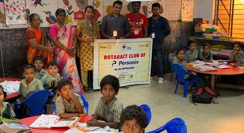 Personiv Coimbatore Conducts Awareness Seminar