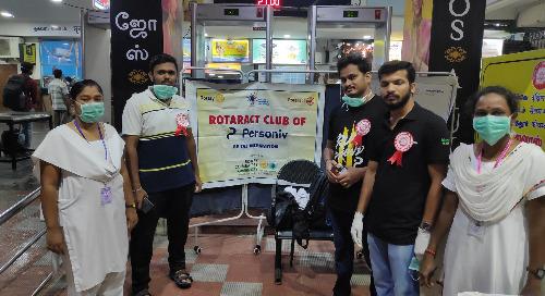 Personiv Coimbatore Organizes Community Service Project