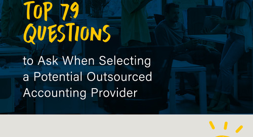 Top 79 Questions To Ask Your Potential Outsourced Finance Provider