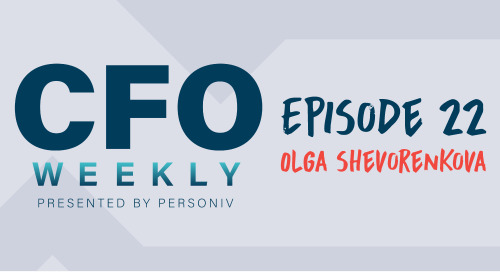 [CFO Weekly] Episode 22: Building A Startup - The Do's & Dont's