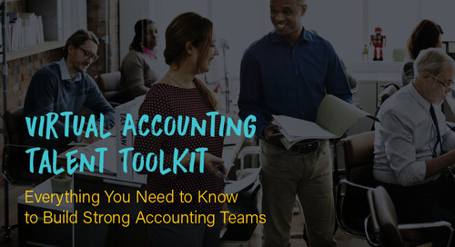 Virtual Accounting Talent Toolkit