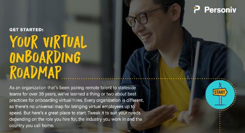 Virtual Onboarding Roadmap