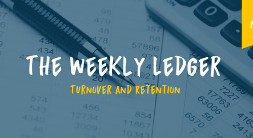 The Ledger No. 2: Employee Turnover and Retention