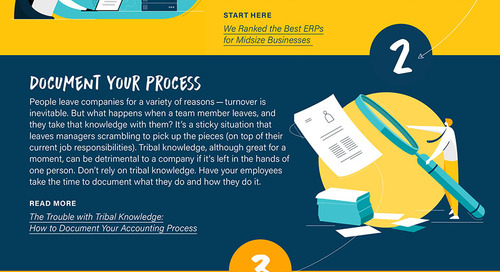 Top 4 Ways to Improve Your Bookkeeping Process