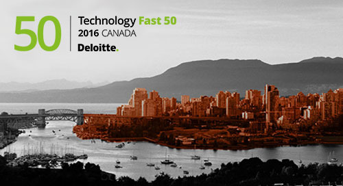 Copperleaf Ranks on the Deloitte Technology Fast 50™ and Fast 500™