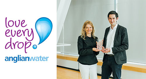 """Anglian Water Wins the Copperleaf's Inaugural """"Innovator of the Year"""" Award!"""