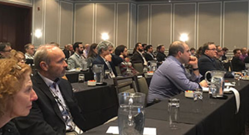 IAM Canada Event in Quebec a Resounding Success