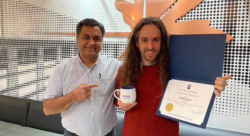Employee Feature: Alejandro Erickson Wins the UBC Science Co-op Supervisor Recognition Award