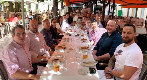 Employee Feature: The Copperleaf EMEA Summer Event