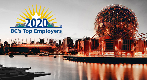 Copperleaf Named One of British Columbia's Top Employers