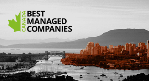 Copperleaf Named One of Canada's Best Managed Companies for Second Consecutive Year