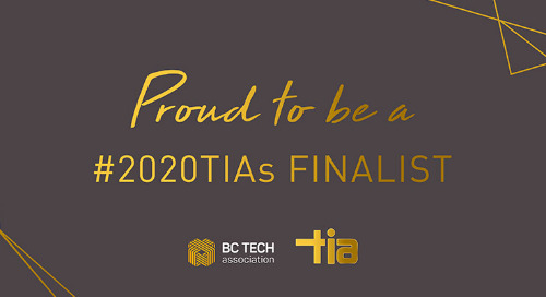 Copperleaf Selected as a Finalist for 2020 Tech Culture of the Year Award
