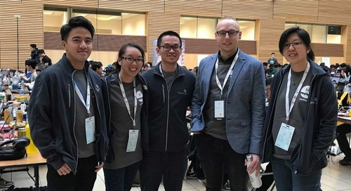 Copperleaf Supports Our Local Tech Community at nwHacks 2019