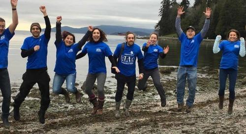 Copperleaf's RAD Initiative Heads to the Beach & the Vancouver Sun Run