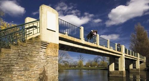 European RAD Initiative: The Friends of Lucy's Mill Bridge Project