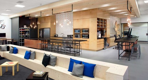 Collaborative Office Space Featured in BCBusiness