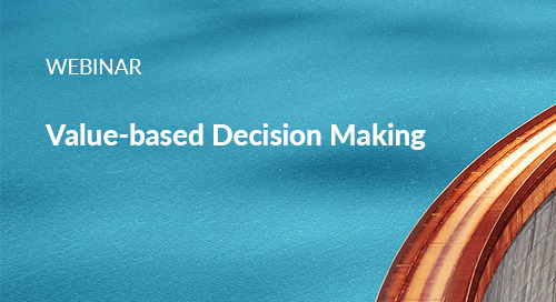 Webinar: Value-based Decision Making