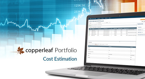 UK's IPA Guidelines Made Easy with Copperleaf's Cost Estimation Solution