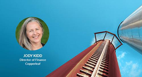 Employee Feature: Jody Kidd Leads Copperleaf's Finance Team With Her Innovative Spirit