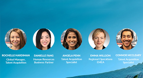 Employee Feature: Meet the Talent Acquisition Team!
