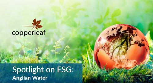 Spotlight on ESG: Anglian Water