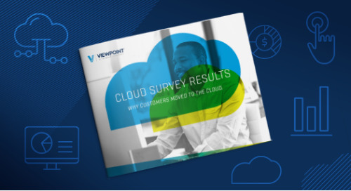 Why Contractors Are Moving to the Cloud - A Survey
