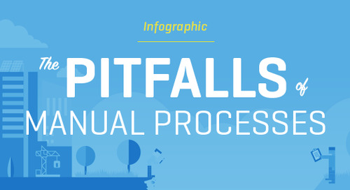 The Pitfalls of Manual Processes – An Infographic