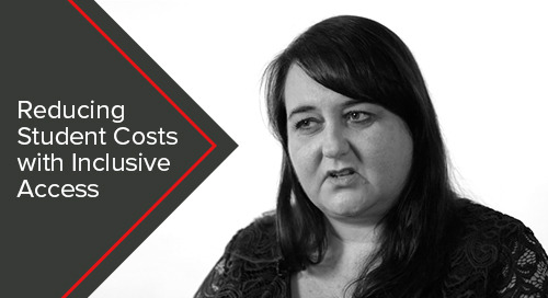 Reducing Student Costs with Inclusive Access