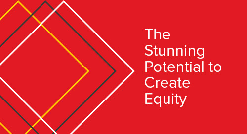 The Stunning Potential to Create Equity: Eliminating Barriers with Adaptive Technology
