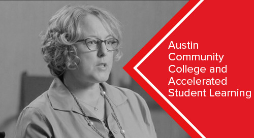 Partnering with Austin Community College to Accelerate Student Learning
