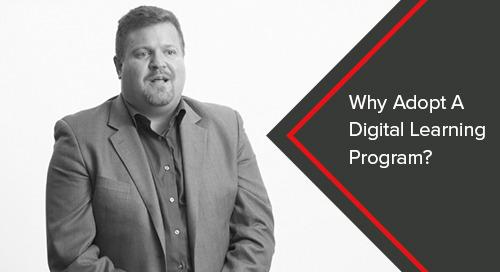 Why Adopt a Digital Learning Platform?