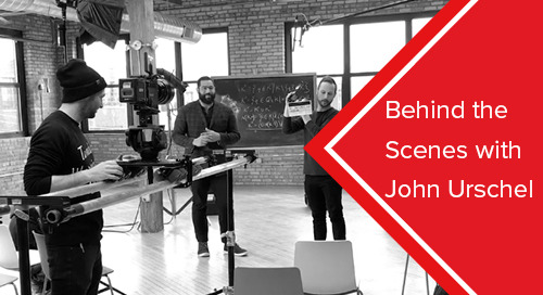 Behind the Scenes with John Urschel