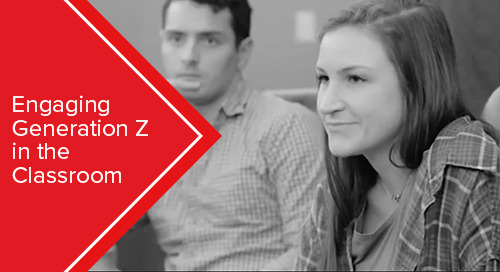 Engaging Generation Z (iGen) in the Classroom