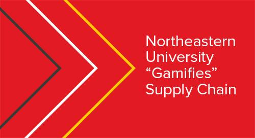 "Northeastern University ""Gamifies"" Supply Chain"