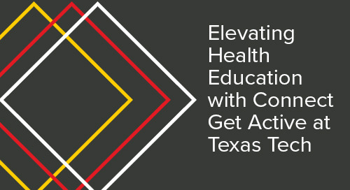 Elevating Health Education with Connect Get Active at Texas Tech