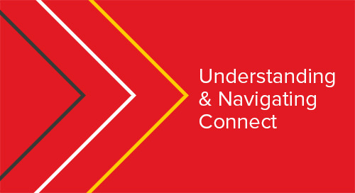 Understanding & Navigating Connect