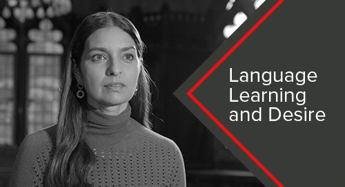 Language Learning and Desire