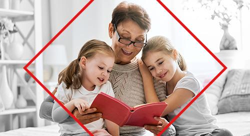 """""""The Impact of COVID-19 on Grandparents Caring for Grandchildren"""" - Linda Skogrand, PhD   September 2020"""
