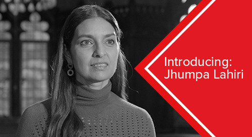 Introducing: Jhumpa Lahiri