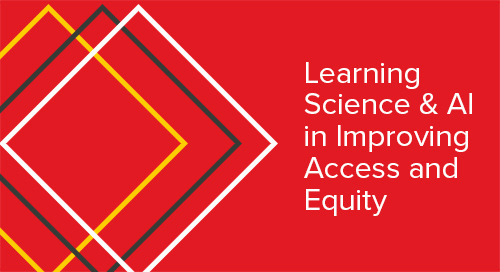 Learning Science and AI in Improving Access and Equity