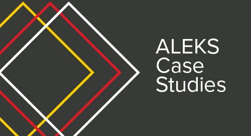 Learn More About ALEKS Impact in Your Classroom