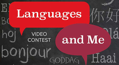 Drumroll, Please! Announcing the Languages and Me Video Contest Winners