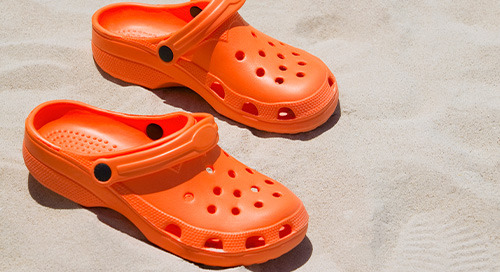 Crocs Chases China, World's Second-Largest Shoe Market | July 2021
